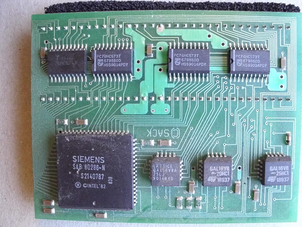 Atari Panther Schaltplan aufgetaucht (nie veröffentlichte Konsole)